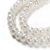 Natural Cultured Freshwater Pearl Beads StrandsPEAR-G007-39-2