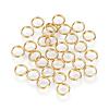 304 Stainless Steel Split RingsX-STAS-Q186-01-6mm-G-1