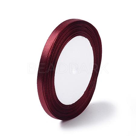 Garment Accessories 1/4 inch(6mm) Satin RibbonX-RC6mmY048-1