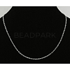 Brass Necklace Chain with Iron FindingsX-SW073-S-1