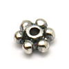 Sterling Silver Spacer BeadsX-STER-A010-167-2