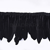 Goose Feather Fringe TrimmingFIND-T037-05A-2
