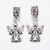 Tibetan Style Alloy European Dangle BeadsPALLOY-F199-32AS-1