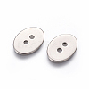 304 Stainless Steel ButtonsX-STAS-L234-006A-2