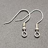 Sterling Silver Earring HooksX-STER-M031-02S-1