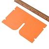 Portable Foldable Plastic Mouth Cover Storage Clip OrganizerAJEW-E034-71B-4