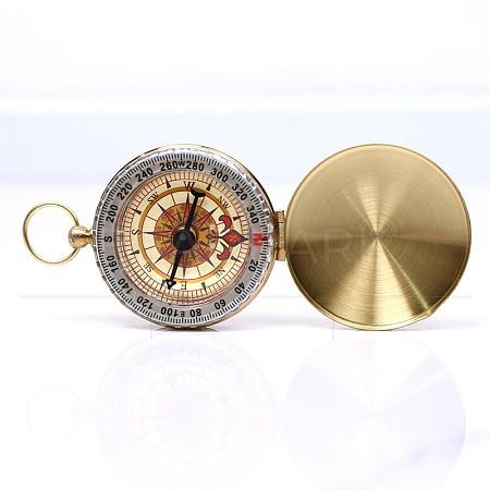 Brass Luminous CompassWACH-I0018-1-1