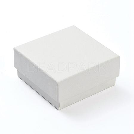 Cardboard Gift Box Jewelry Set BoxesCBOX-F004-01B-1