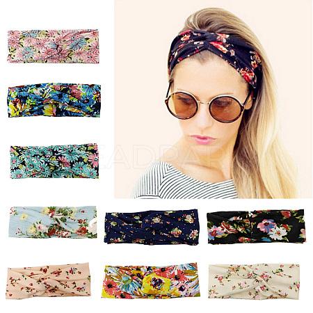 Elastic Headbands for GirlsOHAR-Q278-28-1