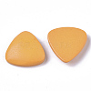 Painted Wood Cabochons WOOD-R265-01-2