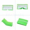 Portable Foldable Plastic Mouth Cover Storage Clip OrganizerAJEW-E034-71F-3