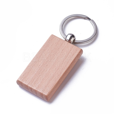 Wood KeychainX-WOOD-I004-62-1