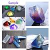 Plastic Candy Sequins/Paillette ChipX-DIY-I019-01J-3