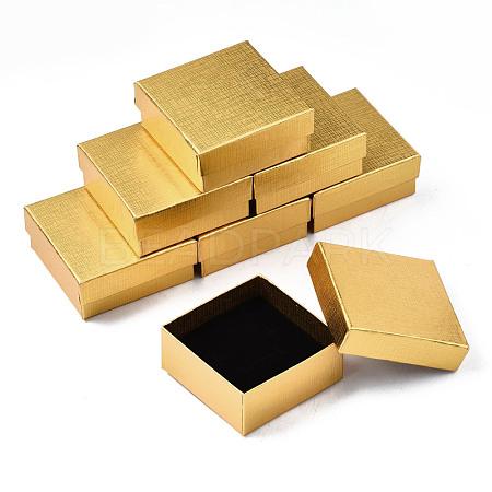 Cardboard Jewelry BoxesCBOX-S018-08E-1
