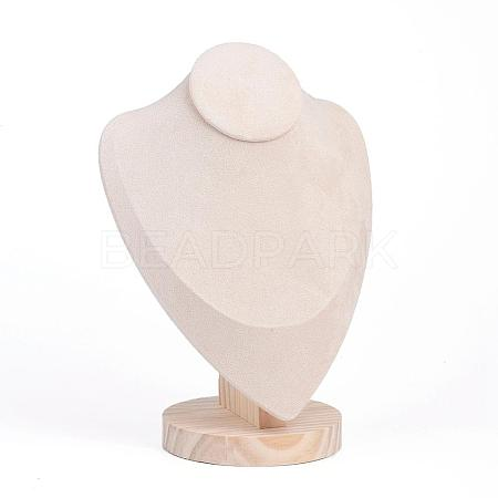 Necklace Bust Display StandNDIS-E022-01A-1