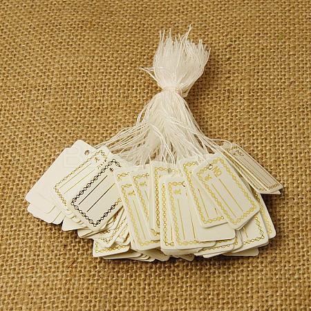 Paper Jewelry Price TagTOOL-D021-3-1