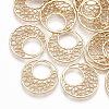 Brass PendantsKK-S348-285-1