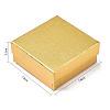 Cardboard Jewelry BoxesCBOX-S018-08E-7