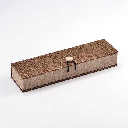 Rectangle Wooden Necklace BoxesOBOX-N013-04-1