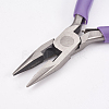 45# Carbon Steel Jewelry Pliers PT-L004-11-3