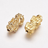 Real 24K Gold Plated Alloy BeadsX-PALLOY-L205-03G-2