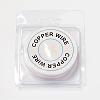 Copper Jewelry WireX-CW0.8mm006-3