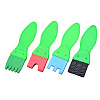 Painting Tools Sets For Children AJEW-L072-07-5