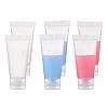 20ml PE Plastic Refillable Flip Top Cap BottlesX-MRMJ-WH0037-02A-1