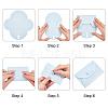 Retro Colored Pearl Blank Mini Paper EnvelopesDIY-WH0041-A-M-4