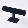 Velvet T-Bar Bracelet Display StandsBDIS-WH0003-04A-1