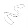 Stainless Steel NecklacesNJEW-O091-04-2