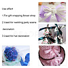 100% Polyester Double-Face Satin Ribbons for Gift PackingSRIB-E043-2.5cm-000-5