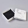 Paper Cardboard Jewelry BoxesCBOX-E012-02A-3