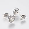 304 Stainless Steel Jewelry SetsSJEW-I192-02P-5