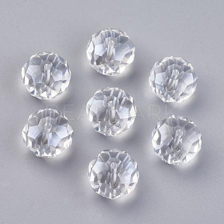 Glass Beads StrandsX-GR16MMY-01L-1