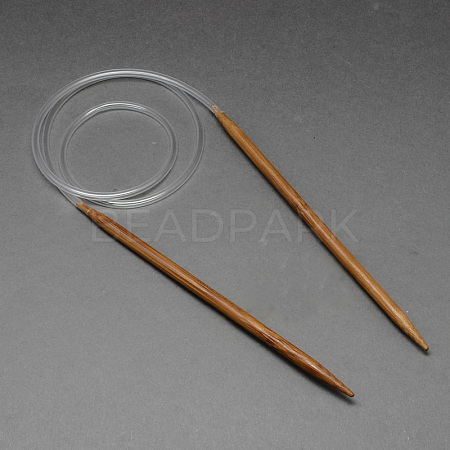 Rubber Wire Bamboo Circular Knitting Needles TOOL-R056-3.5mm-02-1