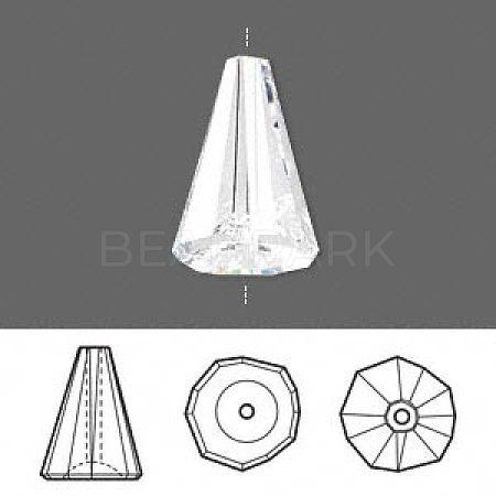 Austrian Crystal Rhinestone Beads5540-17mm-001(U)-1