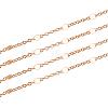 Brass Link ChainsCHC-T007-02G-6