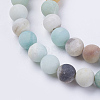 Natural & Synthetic Gemstone Beads StrandsG-XCP0001-4