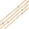 Brass Cable ChainsCHC-T008-06B-KC-1