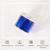 50g Empty PET Plastic Refillable Cream JarMRMJ-WH0054-03B-7