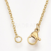 201 Stainless Steel Pendant Necklaces NJEW-T009-JN051-2-45-3