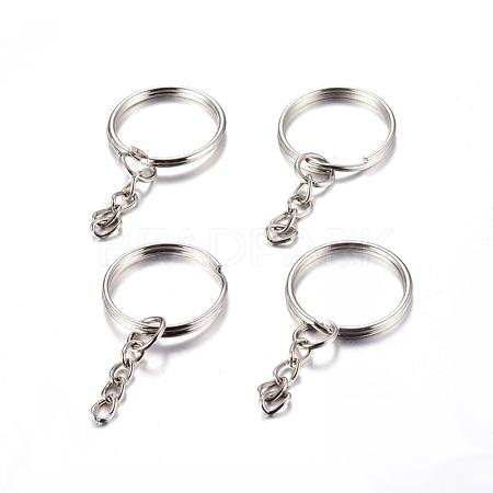 Iron Split Key RingsX-IFIN-H047-N-1
