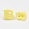 Acrylic Shank ButtonsX-BUTT-E029-06-2