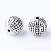 Tibetan Style Alloy BeadsX-TIBE-Q063-102AS-RS-1