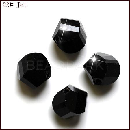 Imitation Austrian Crystal BeadsSWAR-F085-8mm-23-1