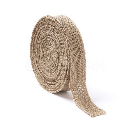 Braided Burlap Ribbons OCOR-TAC0001-01A-1