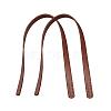 Imitation Leather Bag HandlesFIND-WH0043-05B-1