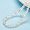 Natural Cultured Freshwater Pearl Beads StrandsPEAR-G007-39-1