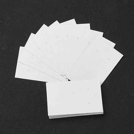 Paper Earring Display CardX-JPC043Y-01-1